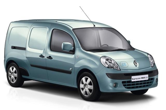 Renault Rapid Maxi Z.E. - Franzose unter Strom