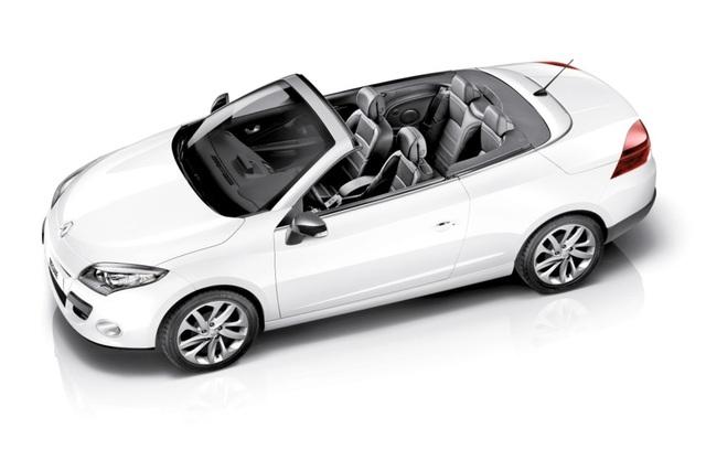 Renault Megane CC - Frisch in den Frühling