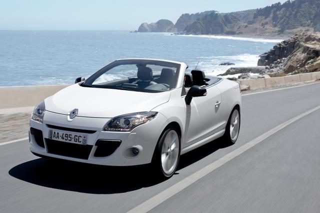 Renault Megane CC: Cabrio mit Durchblick (Kurzfassung)