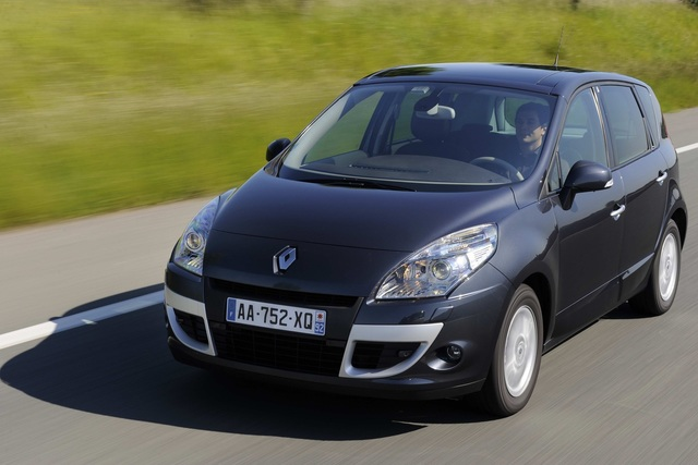 Gebrauchtwagen-Check: Renault Scénic III (Typ JZ) - Besser als sein Ruf