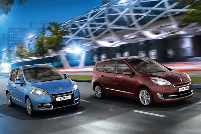 Renault Scenic - Mehr Hilfe, weniger Verbrauch