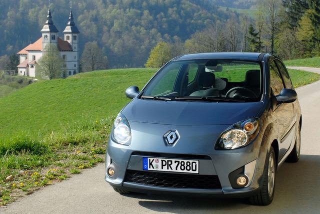 Renault-Sondermodelle - Liebesgrüße zum Jahresauftakt