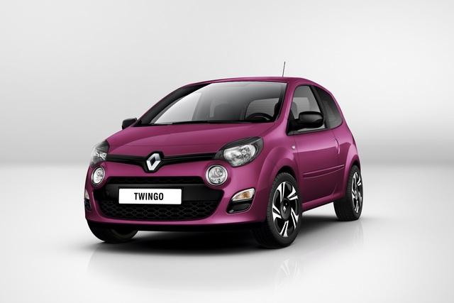Renault Twingo - Augenpflege für den charmanten Franzosen