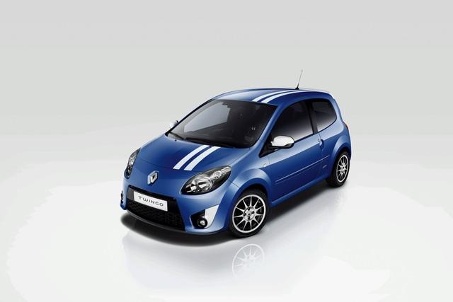 Renault Twingo Gordini - Ein Stück Historie