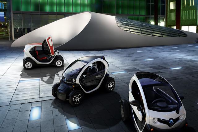 Renault Twizy - Klein und sauber