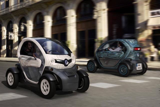 Renault Twizy - Nicht nur für Erwachsene (Vorabbericht)
