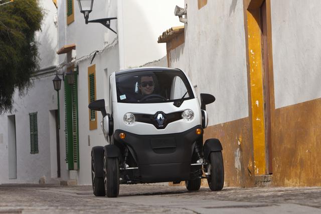 Renault Twizy - Einer geht voran (Kurzfassung)