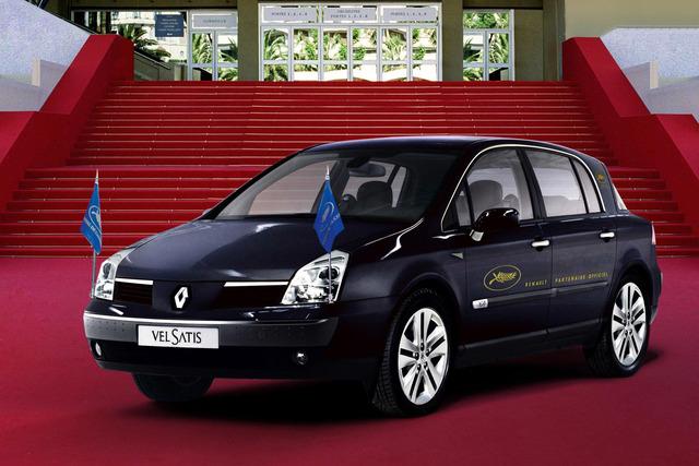 Renault - Große Limousine für den kleinen Präsidenten