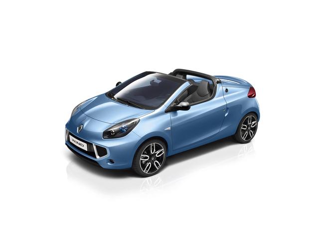 Neuer Renault-Roadster: Auffrischender Wind aus Frankreich