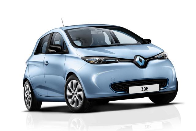 Renault Zoe - Klein, sauber und günstig (Vorabbericht)
