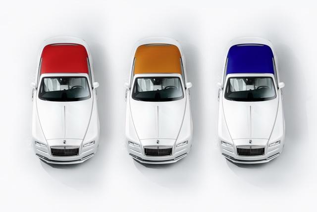 Rolls-Royce Dawn Inspired by Fashion - Nix von der Stange