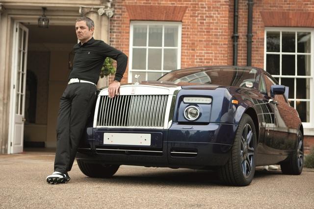 Rolls-Royce mit 16 Zylindern - Bond-Mobil für Besserverdiener