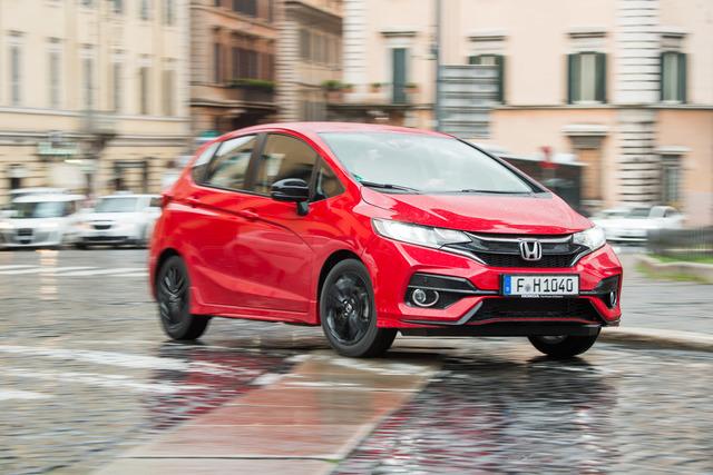 Fahrbericht: Honda Jazz 1.5 i-VTEC - Mehr Schwung