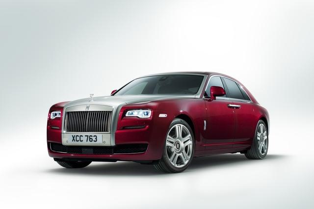 Rolls-Royce Ghost Series II - Das zweite Gesicht