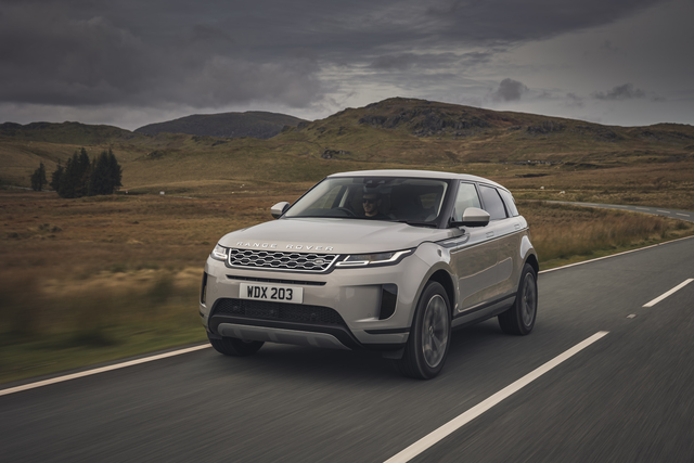Fahrbericht: Range Rover Evoque Plug-In-Hybrid - Stromern auf britisch