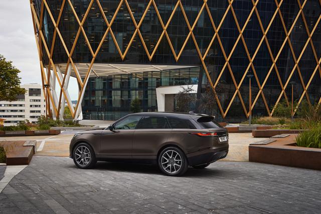 Range Rover Velar Modelljahr 2022 - Bessere Luft