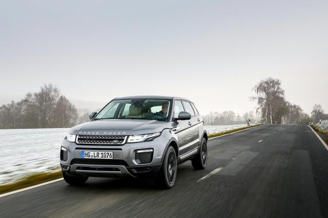 Fahrbericht: Range Rover Evoque SD4 - Für ein paar PS mehr