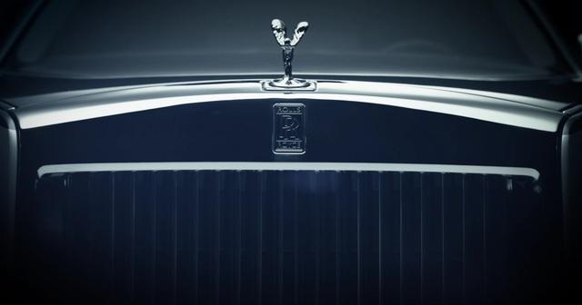 Rolls-Royce Phantom - Der achte ist BMWs zweiter