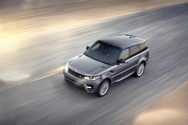 Range Rover Sport - Für den Earl in Eile
