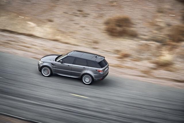 Range Rover bringt neue Sport-Modelle - Für Dreck und Track