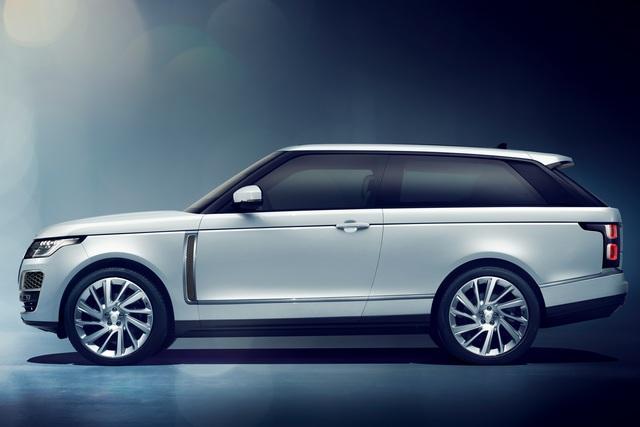Range Rover SV Coupé gestrichen - Zu teuer für die Serie