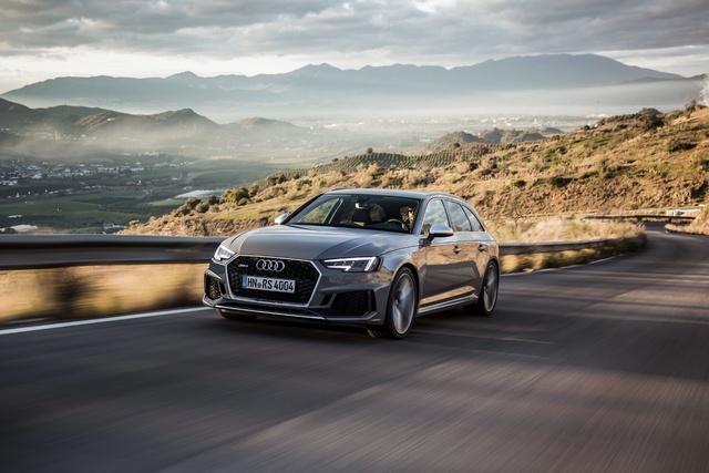 Fahrbericht: Audi RS4 Avant - Aus Tradition schnell
