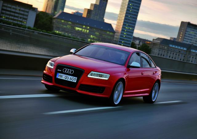 Audi RS6: Begrenzte Auflage mit unbegrenzter Beschleunigung