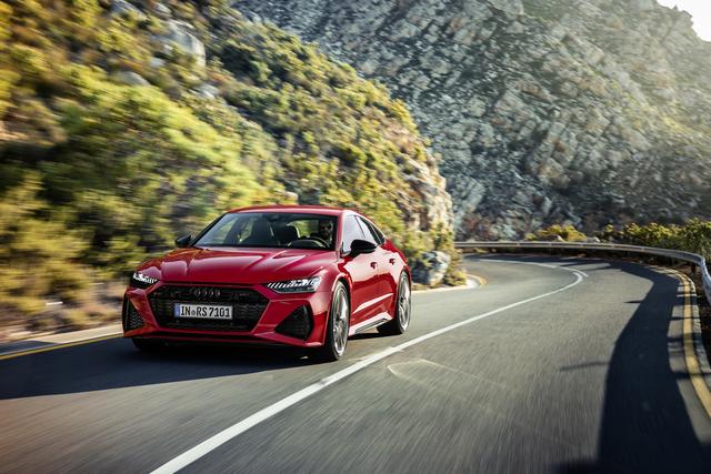 Modellausblick Audi Sport GmbH - Leistung schließt Effizienz nicht aus