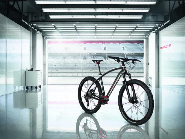 Neue Porsche-Fahrräder - Performance auf zwei Rädern