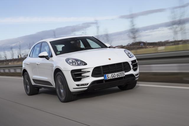 Test: Porsche Macan Turbo - Viel Spaß mit einem Rest an Vernunft