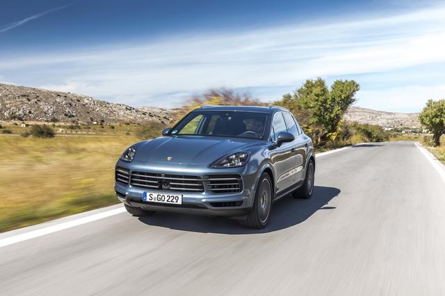 Test: Porsche Cayenne S - Vernunft und Gefühl