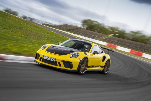 Fahrbericht: Porsche GT3 RS - Das Rennauto für die Straße