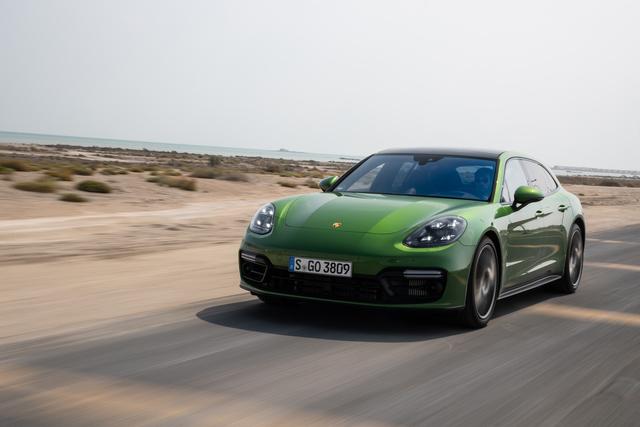 Test: Porsche Panamera Sport Turismo GTS - Agiler Achter