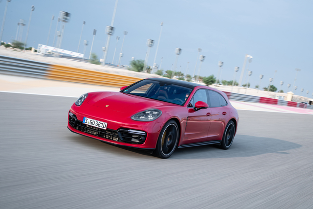 Fahrbericht: Porsche Panamera GTS - Der Tradition verbunden