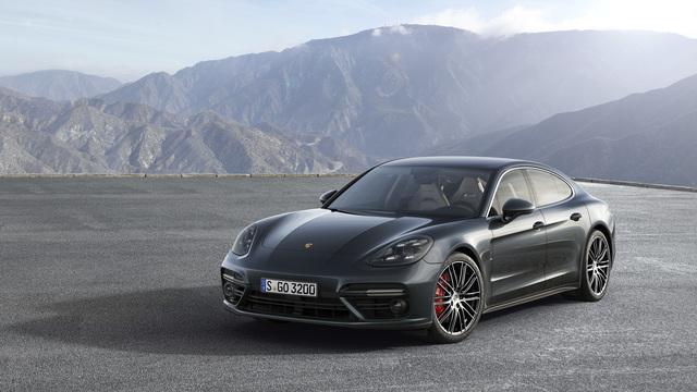 Rückruf für Porsche Panamera - Fehler bei der Servolenkung