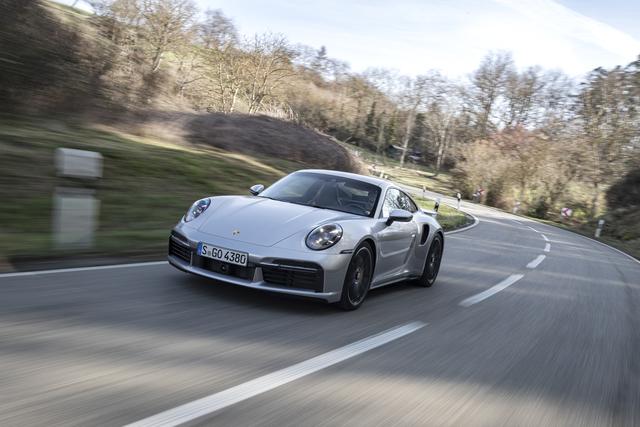Fahrbericht: Porsche 911 Turbo S  - Endlich mal durchatmen