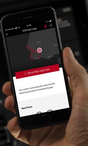 Porsche-App meldet Luftqualität  - Aufatmen in der Pause
