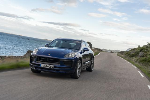 Fahrbericht: Porsche Macan - Bestseller mit Zukunft