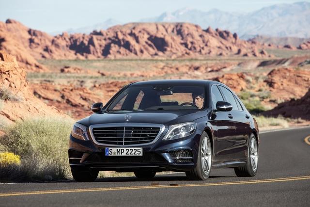 Maßnahme gegen Feinstaub-Emission - Mercedes setzt auf Partikelfilter für Benziner