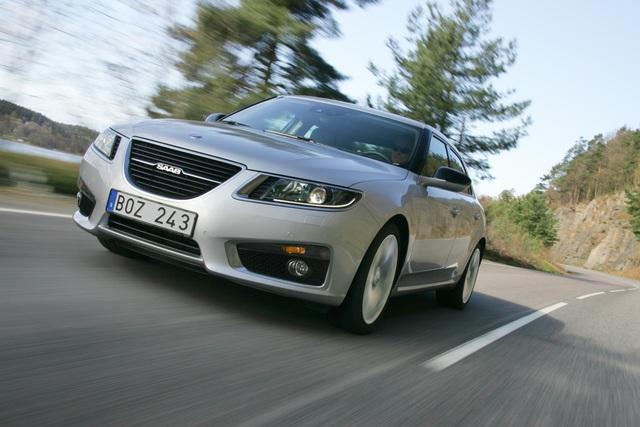 Sportwagen ade - Saab verkauft Spyker