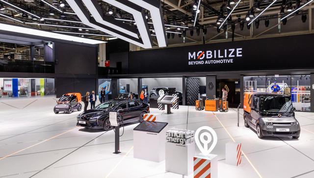 Mobilitätsmarke Mobilize - Nachhaltig, elektrisch, digital