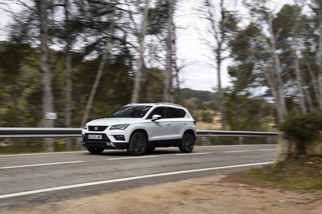 Seat Ateca - SUV auf Spanisch (Vorabbericht)