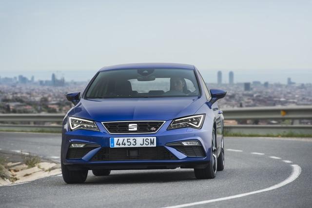 Fahrbericht: Seat Leon Facelift - Mehr Komfort für den Kompakten
