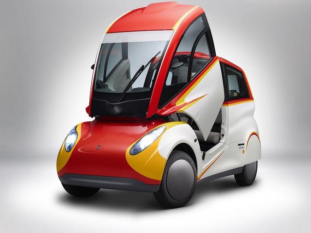 Shell Concept Car - Der Feind aller Tankstellen