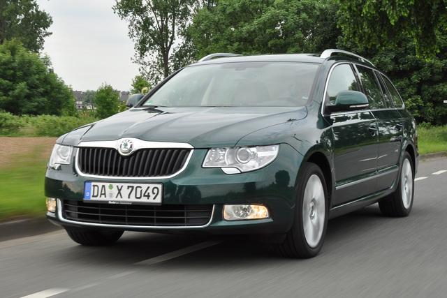 Gebrauchtwagen-Check: Skoda Superb - Viel Auto fürs Geld
