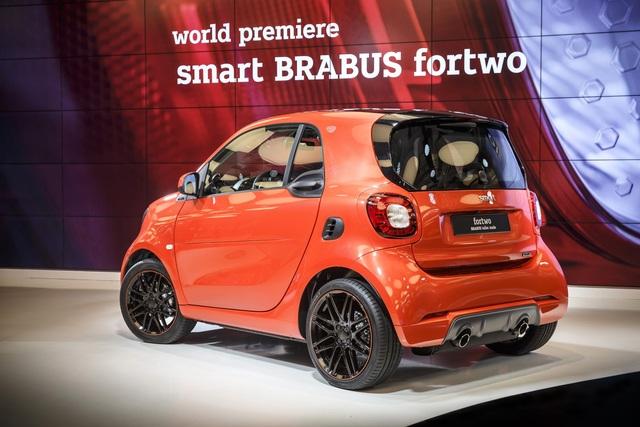 Smart von Brabus  - Stadt-Express (Kurzfassung)
