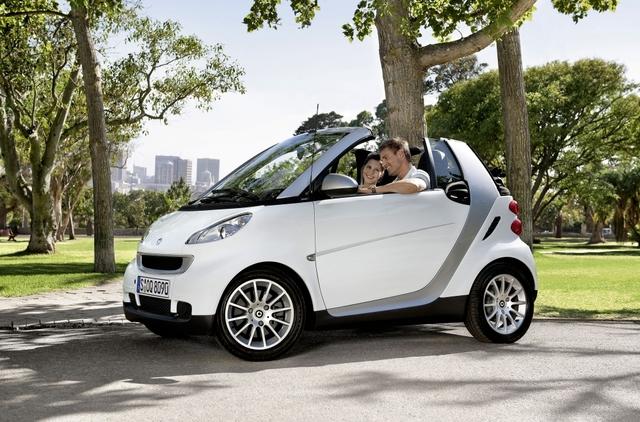 Smart CDI: Nur noch 86 Gramm pro Kilometer