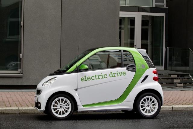 Smart Fortwo Electric Drive - Sauber unterwegs