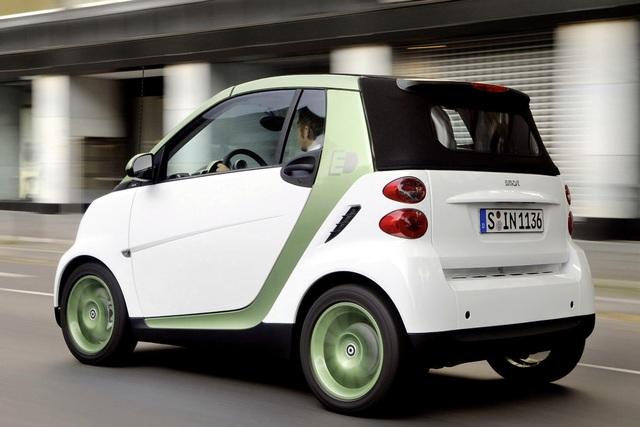 Elektromotoren von Bosch und Daimler - Schwäbische Allianz