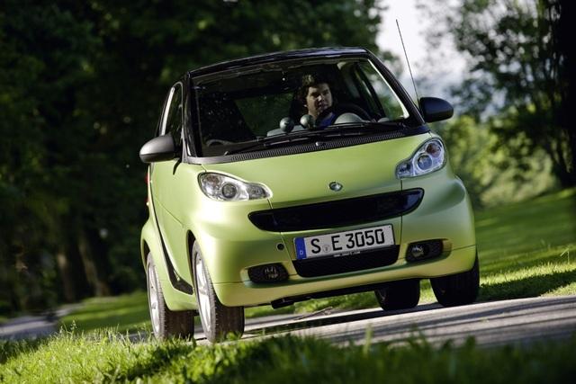 Gebrauchtwagen-Check: Smart Fortwo (2006-14) - Durabler Däumling